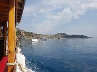Bootstour zur Insel Kekova