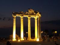 Apollon Tempel Side